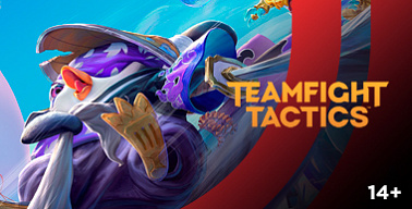 МК #3. Teamfight Tactics. Квалификация №12